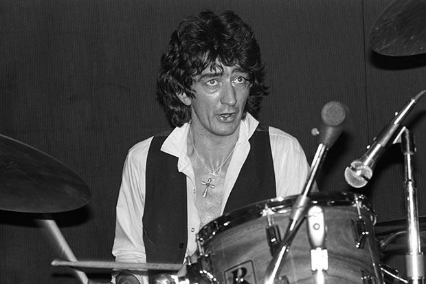 Mike Kellie, ex baterista de Spooky Tooth y The Only Ones