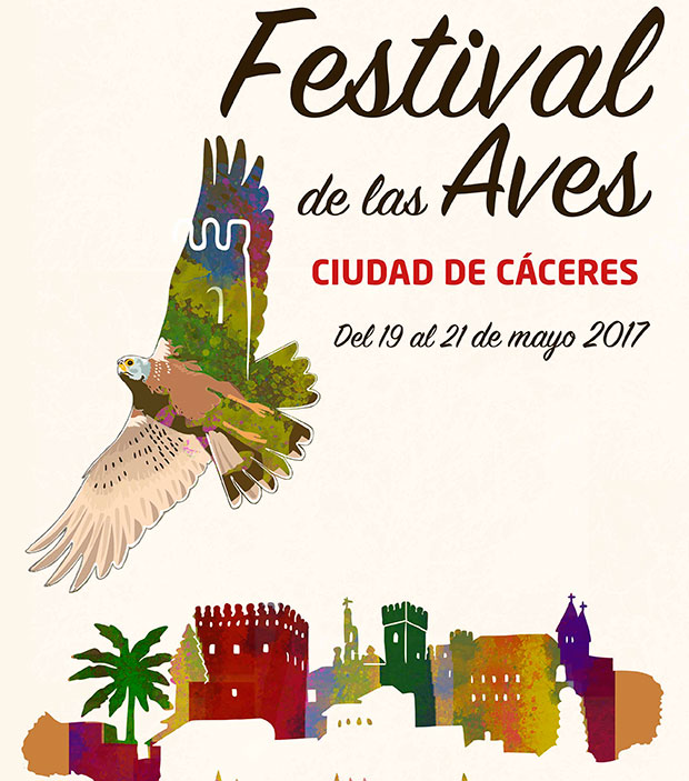 Festival aves caceres 2017